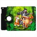 Disney Jungle Book - Apple iPad Mini Book Style 360° Rotatable Flip Case
