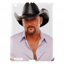 Tim McGraw - Apple iPad 3/4 Case (Fully Compatible with Smart Cover)