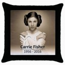 Carrie Fisher Princess leia - Cushion Cover