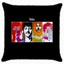 The Beatles Retro - Cushion Cover