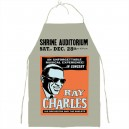 Ray Charles - BBQ/Kitchen Apron