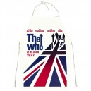 The Who - BBQ/Kitchen Apron