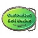 Customized Belt Buckle