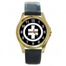 Take That Gold Tone Metal Watch