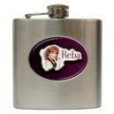 Reba Mcentire - 6oz Hip Flask