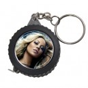 Mariah Carey -  Measuring Tape Keyring