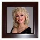 Dolly Parton - Framed Tile