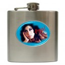 Amy Winehouse Signature - 6oz Hip Flask