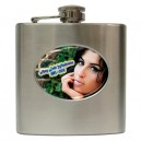 Amy Winehouse - 6oz Hip Flask