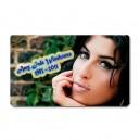 "Amy Winehouse  3"" X 5"" Rectangular Magnet"