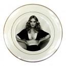 Madonna - Porcelain Plate