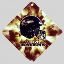 NFL Baltimore Ravens - Car Window Sign