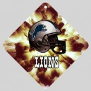 NFL Detroit Lions - Car Window Sign