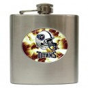 NFL Tennessee Titans - 6oz Hip Flask