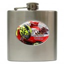 Valentino Rossi Signature - 6oz Hip Flask