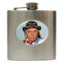 Roy Chubby Brown - 6oz Hip Flask