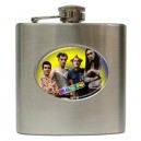 The Young Ones - 6oz Hip Flask