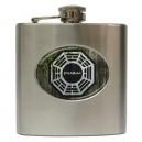 Lost Dharma - 6oz Hip Flask