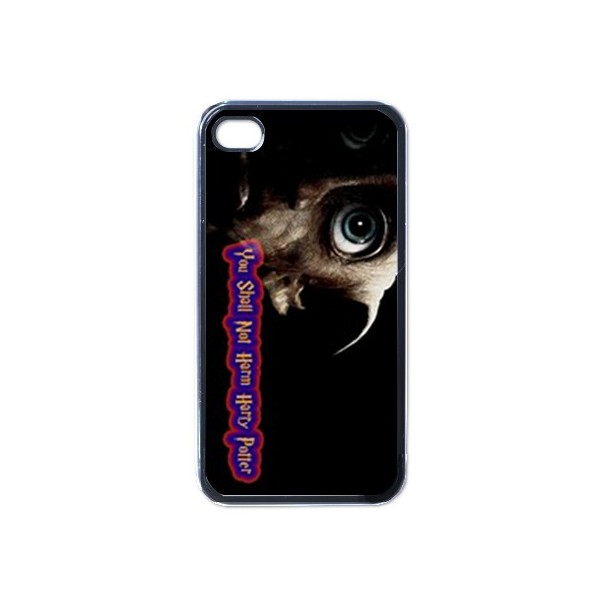 wholesale dealer 9cde8 d583c Harry Potter Dobby The House Elf - Apple iPhone 4/4s Case - Stars On ...
