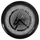 Linkin Park Logo - Wall Clock (Black)