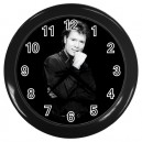 Cliff Richard - Wall Clock (Black)