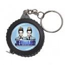 Jedward -  Measuring Tape Keyring