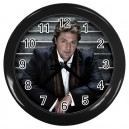 Michael Ball - Wall Clock (Black)