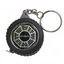 Lost Dharma -  Measuring Tape Keyring