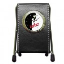 Al Pacino Scarface - DeskTop Clock Pen Holder