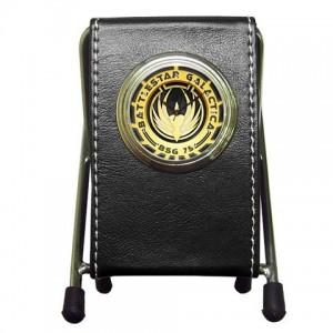 http://www.starsonstuff.com/4001-thickbox/battlestar-galactica-desktop-clock-pen-holder.jpg