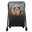 Kevin Sorbo - DeskTop Clock Pen Holder