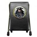 Johnny Depp Jack Sparrow - DeskTop Clock Pen Holder