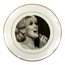 Dusty Springfield - Porcelain Plate