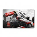 "Jenson Button Signature  3"" X 5"" Rectangular Magnet"