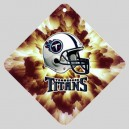 NFL Tennessee Titans - Car Window Sign