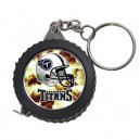 NFL Tennessee Titans -  Measuring Tape Keyring