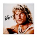 Patrick Swayze Signature - Face Towel