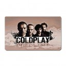 "Coldplay 3"" X 5"" Rectangular Magnet"