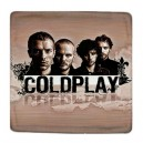 Coldplay - Soft Cushion Cover