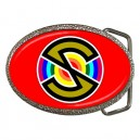 Captain Scarlet Spectrum - Belt Buckle