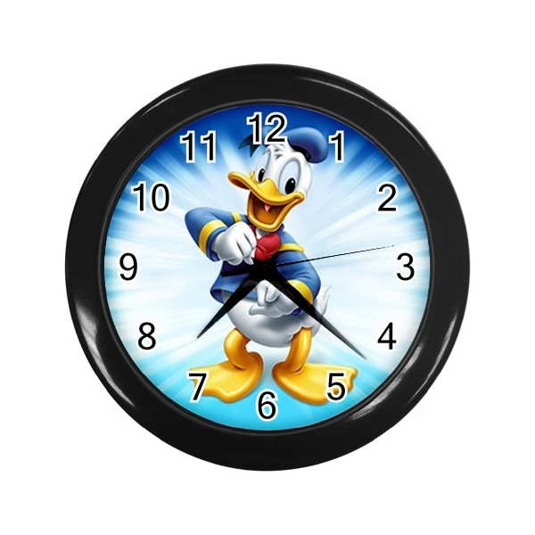 Disney Donald Duck Wall Clock Stars On Stuff