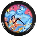 Disney Aladdin - Wall Clock (Black)