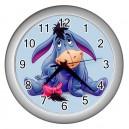 Disney Eeyore - Wall Clock (Silver)
