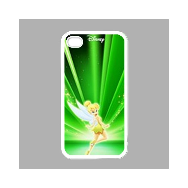 Tinkerbell Clear Iphone  Case