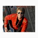 Jon Bon Jovi 7x6 - Glasses/eyewear/Optical Cleaner Cloth