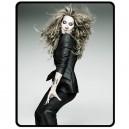 Celine Dion - Medium Throw Fleece Blanket