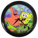 Spongebob and Patrick - Wall Clock