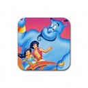 Disney Aladdin - Rubber coaster