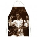 Elvis Presley - BBQ/Kitchen Apron