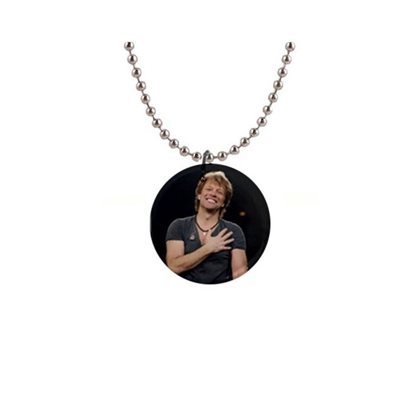 jon bon jovi necklace stars on stuff